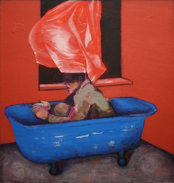Paweł Kwiatkowski, Protagonista VIII, 2012 #art #contemporary #artvee