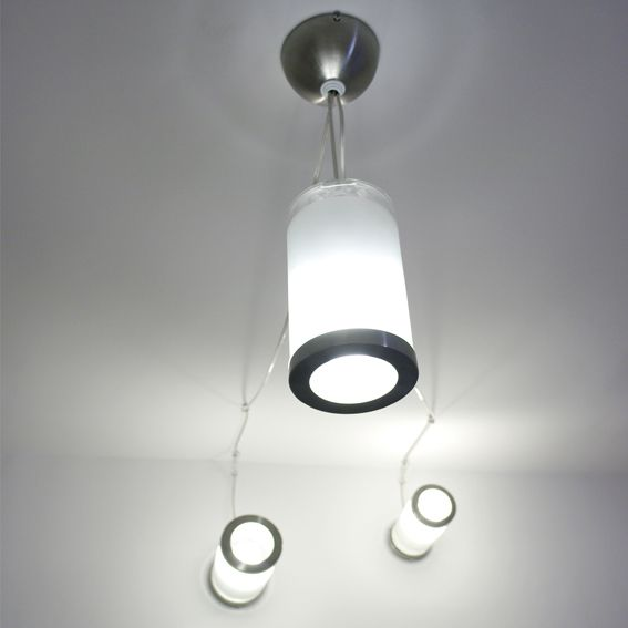 YaU Concept 2012 _ light installation with jars