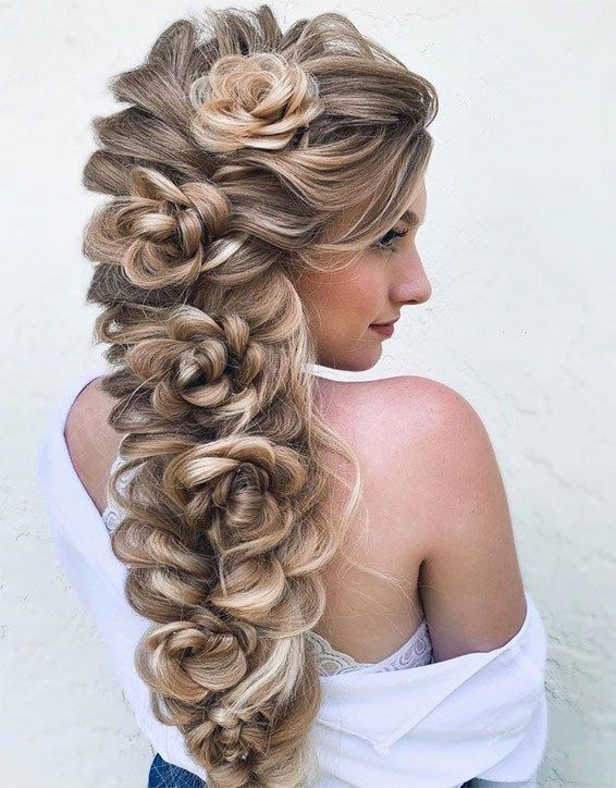 Braided Hairstyles With Weave Braided Hairstyles Games Online Braid Hairstyle In 2020 Braided Hairstyles Hair Styles Hair Videos