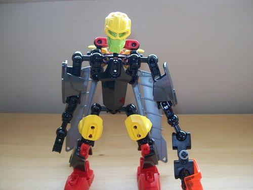 Hero Factory Transformers Jetfire: A LEGO® creation by Harry Gordon : MOCpages.com