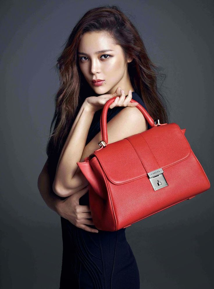 Park Si Yeon - Carlyn Fall Winter 2014