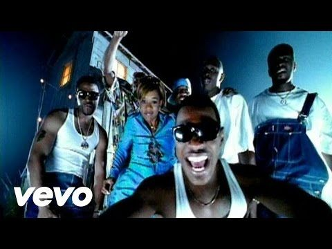 Blackstreet - No Diggity ft. Dr. Dre, Queen Pen - YouTube I don't care too much about the video but the song❤