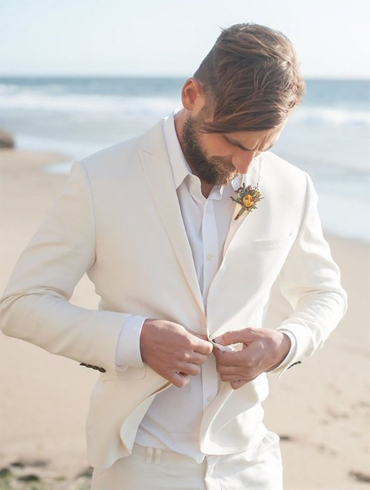 38 best Wedding Ideas by Colour: Cream images on Pinterest | Men ...