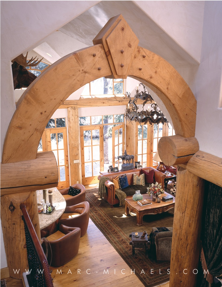 15 Best Images About Rustic Lodge Residences On Pinterest Foyers Vail Colorado And Leather
