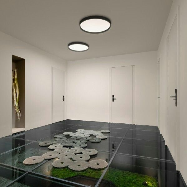 LED Ceiling Lamp UP 4440 Up Collection By Vibia Design Ramosu0026Bassols