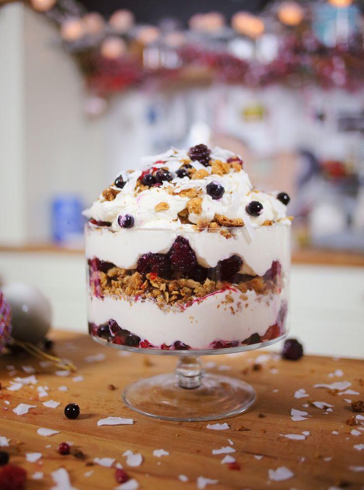 Street Kitchen - A csodaszép trifle, ami megoldja a karácsonyi sütiparát