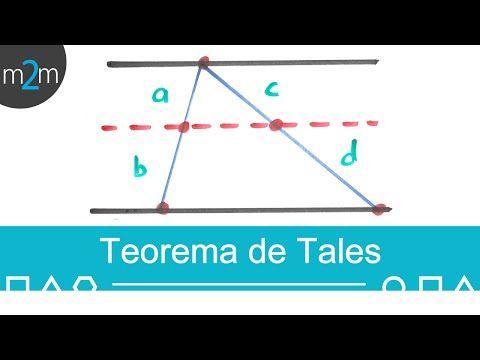 TEOREMA DE PITAGORAS Y DE TALES | cris141297