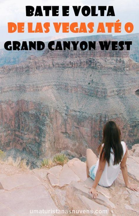 Bate e volta de Las Vegas até o Grand Canyon West, que trata-se de um dos parques mais famosos do estado do Arizona nos Estados Unidos.