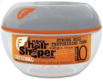 Buy brand new Fudge Hair Shaper Strong Hold Texturising Creme 75g @ £8.99