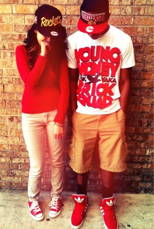 These swag couples!! Outfits