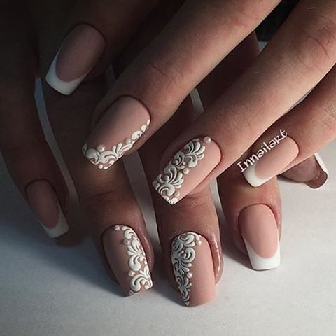 Yay or Nay??? Credit @innailart  #heylove_nail
