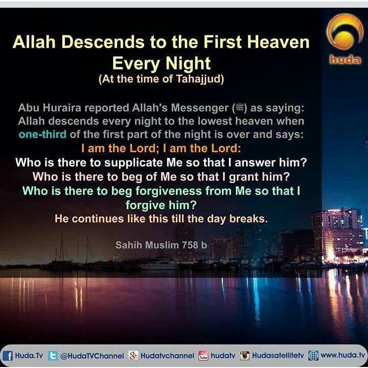 "55 Likes, 5 Comments - Tijjani (@adebaba83) on Instagram: ""@Regrann from @spread_islam_p: Benefits of tahajud ...."""