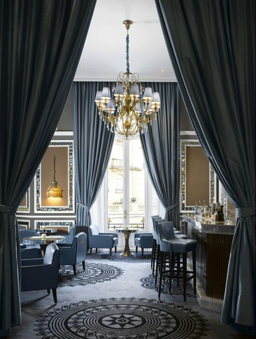 Hotel Maria Cristina, San Sebastian | Hotel Interior Design Trends | luxury real estate, exclusive resorts, most expensive hotels, leading hotels, hospitality projects. | Check out Brabbu Contract at http://brabbucontract.com