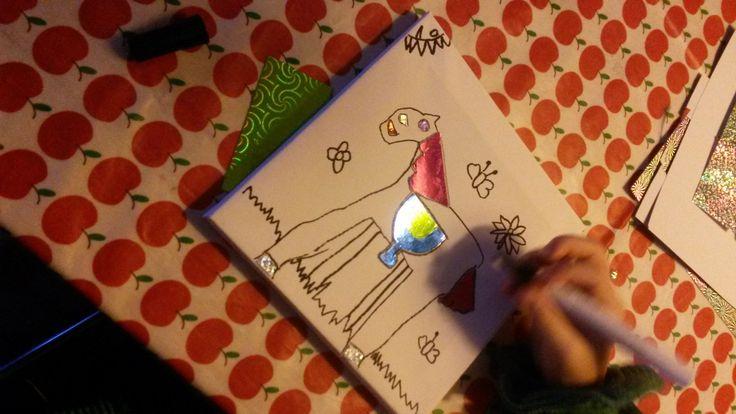 Creatief kinderfeestje-bij Paletje Groningen