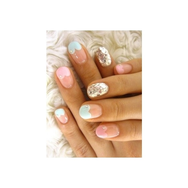 124 best nails images on pinterest cross nails crosses and makeup prinsesfo Images