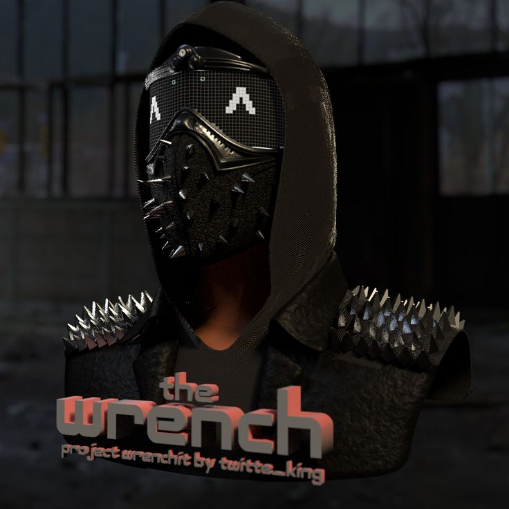 X  Watch Dogs  Wrench