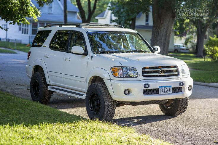 Lets see Lifted Sequoia Pics - Page 14 - Toyota Tundra Forums : Tundra Solutions Forum