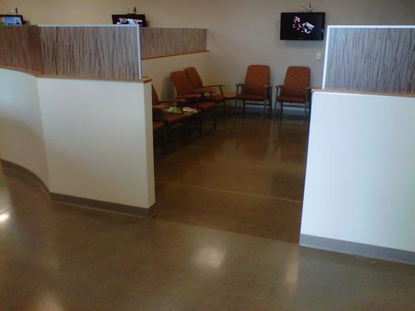 ISU Veterinary Medicine Small Animal Hospital  Click on image to see more pictures and read about this project.