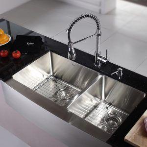 36 Wide Kitchen Sinks