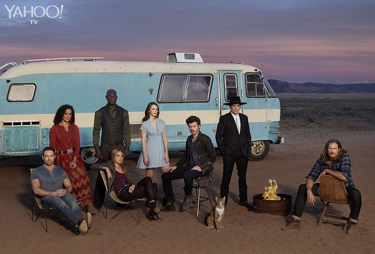 An exclusive who's who gallery of the townsfolk in NBC's new supernatural summer drama inspired by the book series from Charlaine Harris.