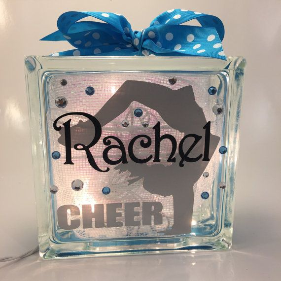 Cheerleader Handspring GemLight Cheerleader Gifts by GemLights
