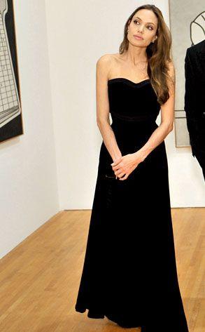 Floor Model from Angelina Jolie's Best Looks | E! Online