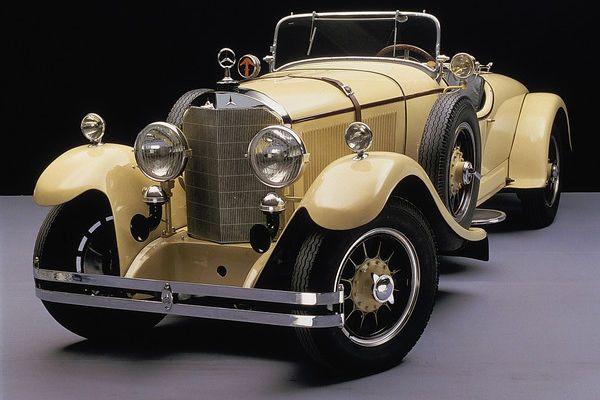 Mercedes 24/110/160 PS (1924)