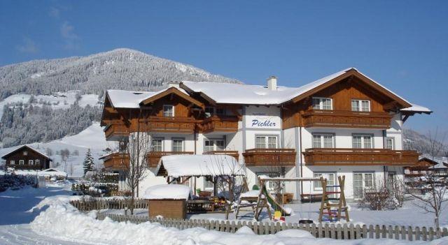 Aparthotel Pichler - 3 Sterne #Apartments - EUR 43 - #Hotels #Österreich #Flachau http://www.justigo.lu/hotels/austria/flachau/aparthotel-pichler_37741.html