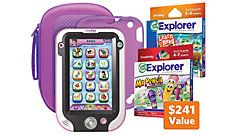 Perfect for preparing preschoolers and kindergarteners for school, LeapPad Ultimate Ready for School Tablet has $ worth of top-selling school readiness apps, plus creative apps, music apps and more for a total content value of over $ Exclusive Just-for-Me learning technology is built into many of the learning games, assessing your child.