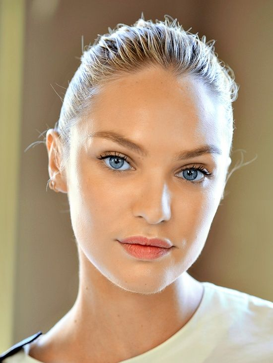 Candice Swanepoel #natural #beauty #clarinsmission
