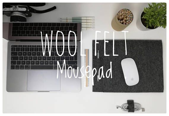 Hey, I found this really awesome Etsy listing at https://www.etsy.com/ie/listing/580320831/mouse-pad-100-pure-grey-wool-felt