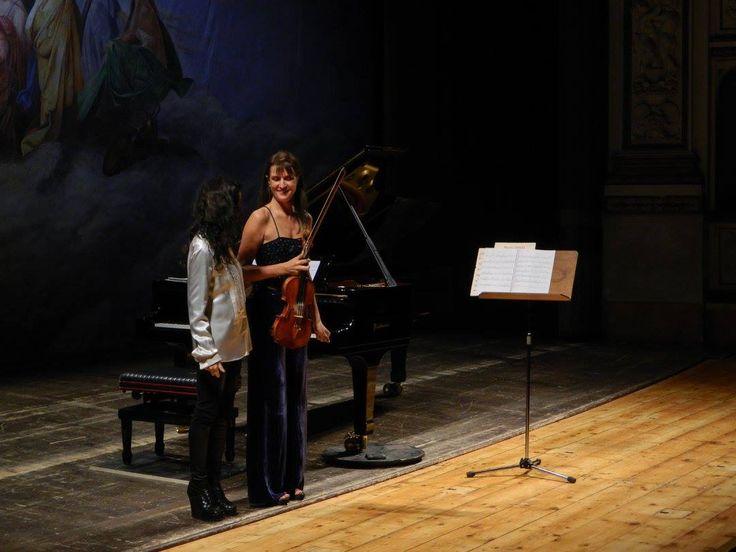 I #ConcertidellaNormale: Viktoria #Mullova e Katia #Labèque. http://www.sns.it/eventi/viktoria-mullova-katia-labèque -