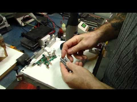 Modifying Kato Unitrack to fit a Walthers Turntable - YouTube