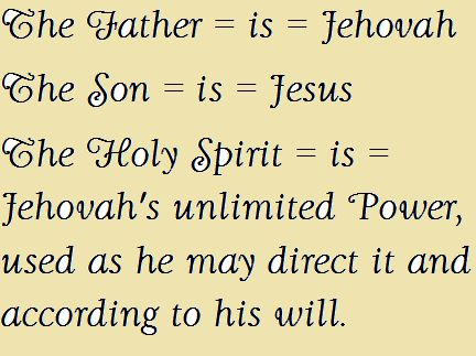 Who is Jehovah? Who is Jesus? Want to know more about the Holy Spirit? Please let me direct you to where I found the true answers  JW.org  Any scripture quoted to you,  can direct you to find the answers in your own Bible.