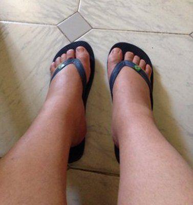 Tobillos y pies hinchados semana 37 - Embarazadas