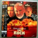 The Rock (1996) Action, Adventure, Thriller  Sean Connery, Nicolas Cage 2-LD NM on eBay for $5