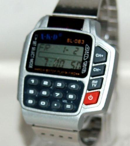 X K D Remote Control Calculator Watch Sl 083 Cool