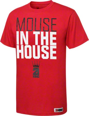 Mouse In The House Red T-Shirt - 21KING by Stacey King - http://www.fansedge.com/Mouse-In-The-House-Red-T-Shirt---21KING-by-Stacey-King-_1228876509_PD.html?social=pinterest_sk_mouse   #ChicagoBulls
