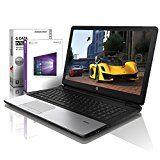HP i7 Gaming (15,6 Zoll) Notebook (i7 5500U, 8GB RAM, 1000GB, AMD Radeon R5 M240 2 GB, HDMI, Webcam, Bluetooth, USB 3.0, WLAN, Windows 10 Professional 64 Bit) [geprüfte erneut verpackte Originalware] #5164