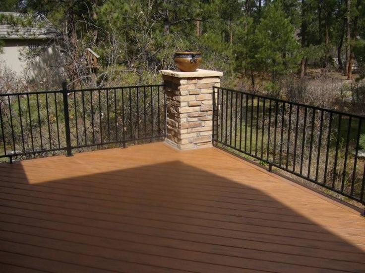 Townhouse Backyard Decks : 1000+ images about Patio on Pinterest  Gardens, Wood decks and Decks