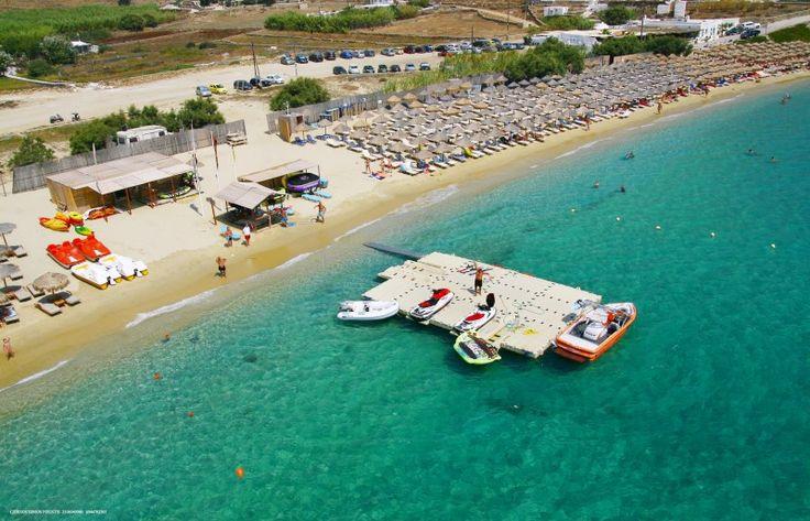 Watersports in #Mykonos! #Summer2014
