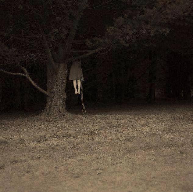 check your backyard