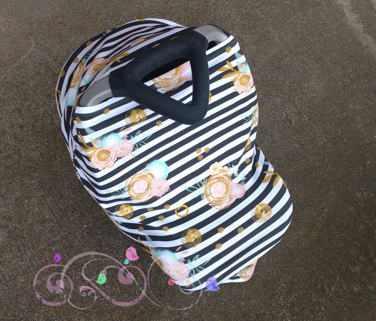 Gorgeous Multi Purpose car seat cover. #etsy shop: 4 in 1 Multi - purpose cover | Car seat cover | Nursing cover | Shopping cart cover | Restaurant high chair cover #babyshower #carseatcover #nursingcover http://etsy.me/2HvyPqZ