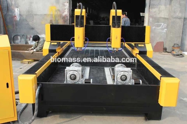 3D stone cnc engraving machine made in China / stone cnc router 1325 1530