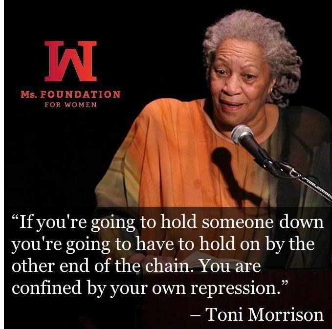 an analysis of toni morrisons pulitzer prize Toni morrison was born chloe anthony wofford on february 18, 1931 in lorain, ohio to ramah and george wofford  and earned morrison the 1988 pulitzer prize it.