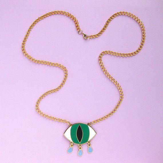 Verkauf HEULSUSE Halskette von BuriedDiamond auf Etsy