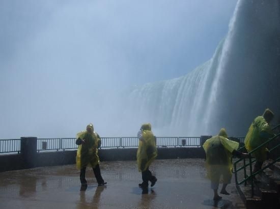Journey Behind the Falls - Well worth the visit. Get the Adventure Pass and do Maid of the Mist, Fury, White Water Walk all for one price.