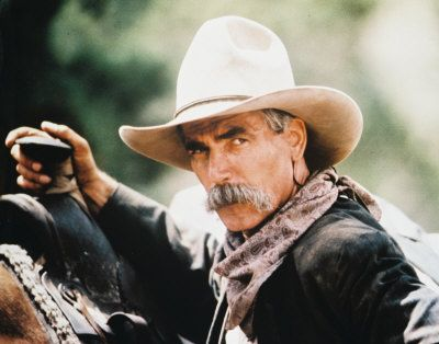 Sam Elliott. Yeah, he's old, but I wouldn't kick him out of my bed for eating crackers.