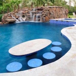 Swimming Pool Pictures & Photos | Platinum Pools