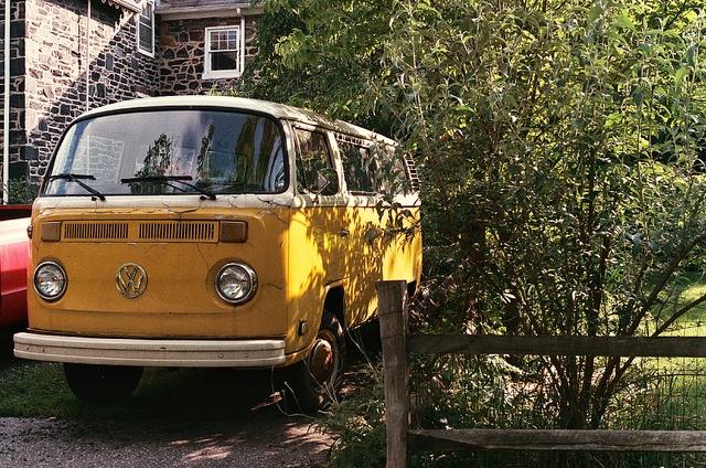 My dream car #car #kombi #volkswagen #campervan